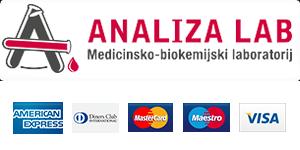 Analiza Lab - Kartice i Logo